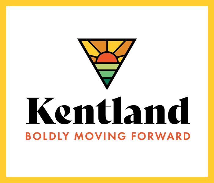 Our Branding, Kentland Primary Logo