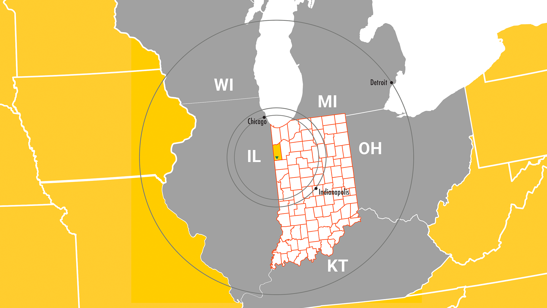 Opportunity Zone, Indiana Statistical Snapshot