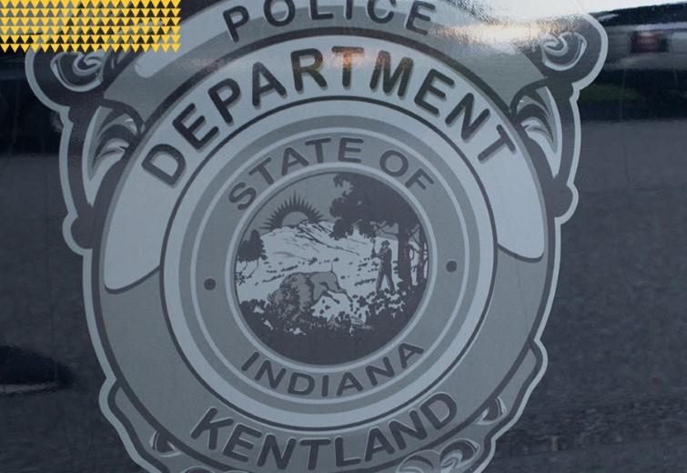 Kentland Police Department Seal