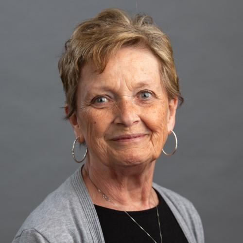 Our Departments Headshot, Clerk-Treasurer Judy King 500x500
